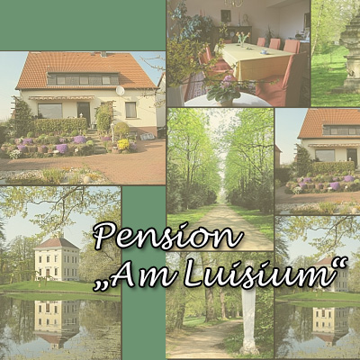 Pension am Luisium