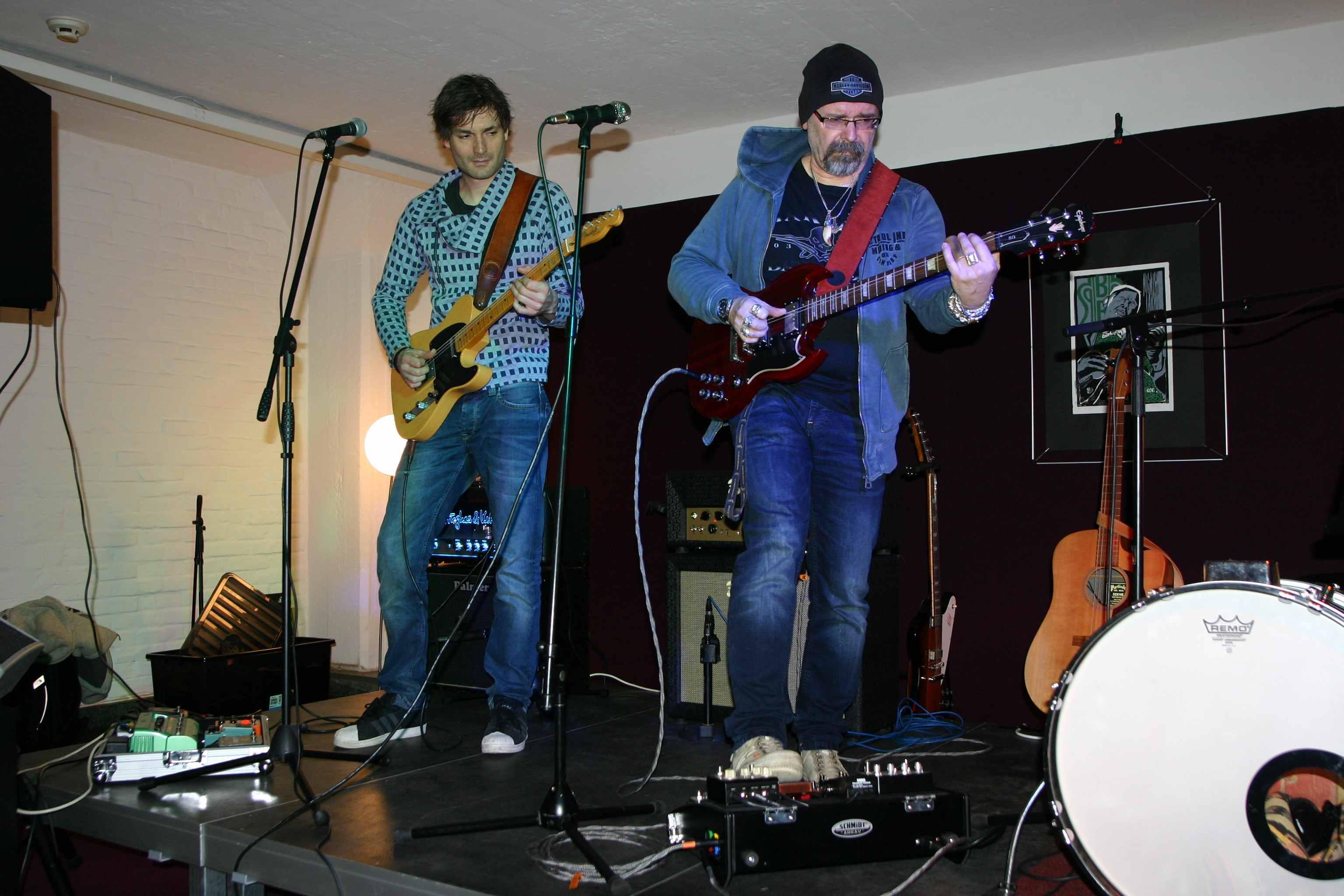 monokel blues band termine 2017